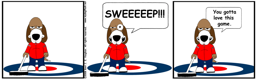 Image result for curling cartoons free